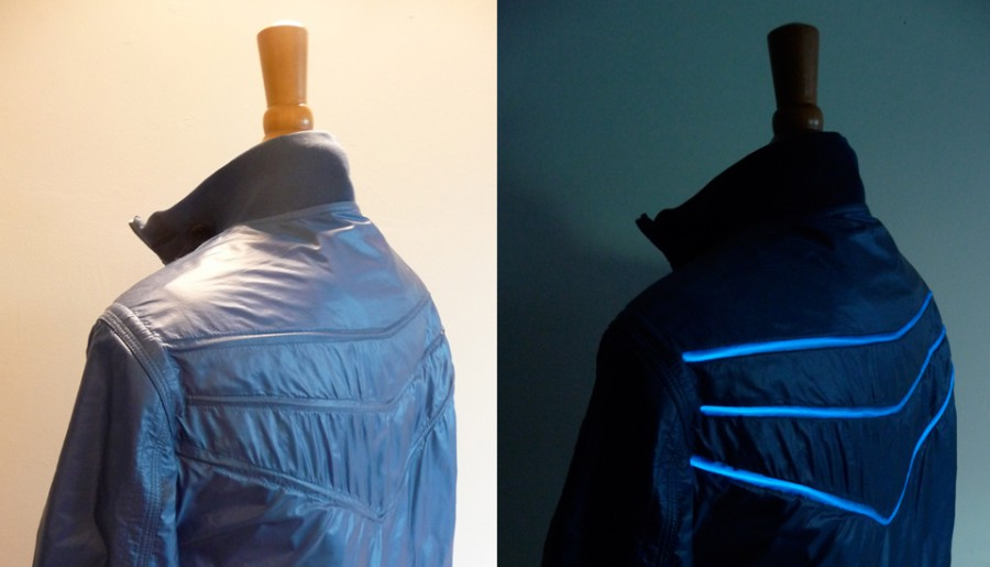 Lighting Jacket: Lighting Jacket