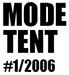 Modetent #1 2006